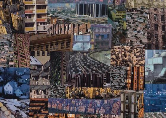 Wallpaper (Urban)